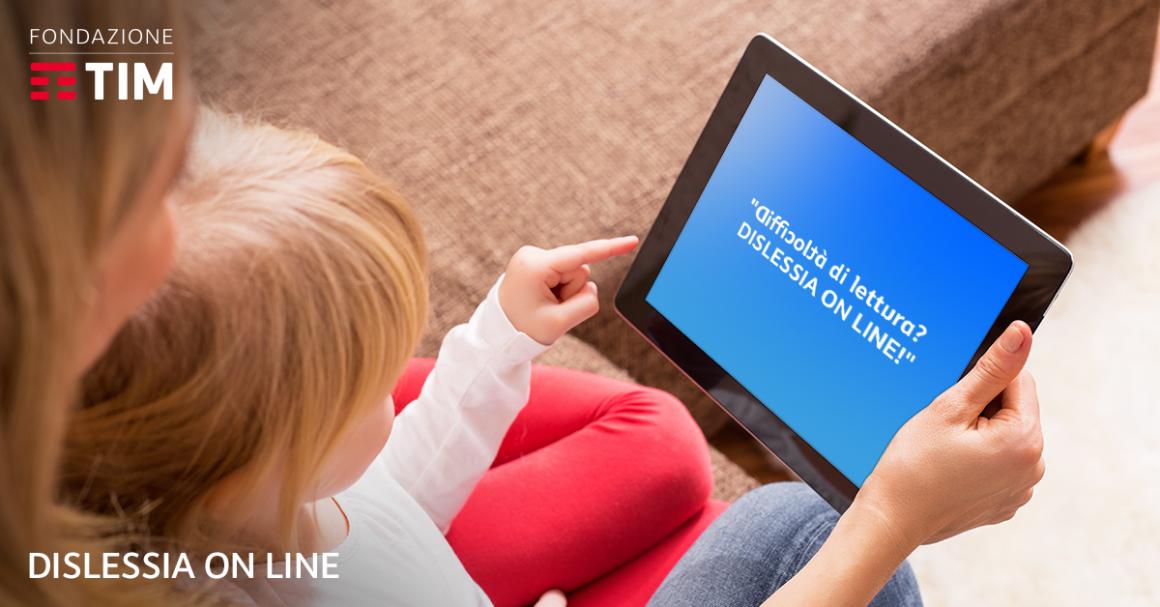 Dislessia-on-line – Screening on line e recupero delle difficoltà di lettura