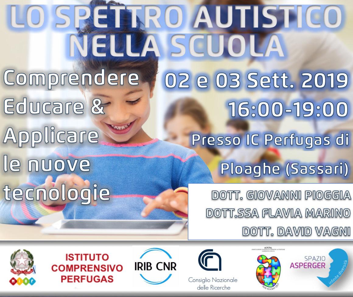 Lo spettro autistico nella scuola – Comprendere, educare e applicare le nuove tecnologie