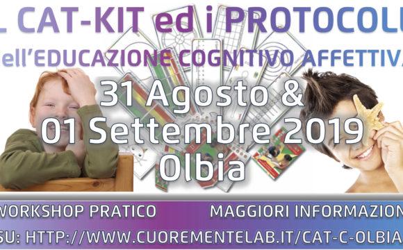 Il CAT-kit ed i protocolli dell'educazione cognitivo affettiva