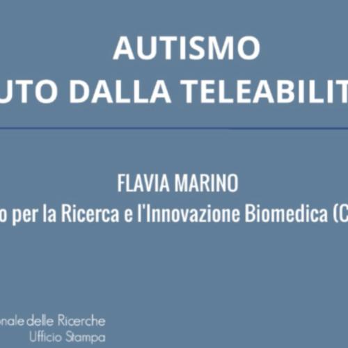 Autismo: un aiuto dalla teleabilitazione
